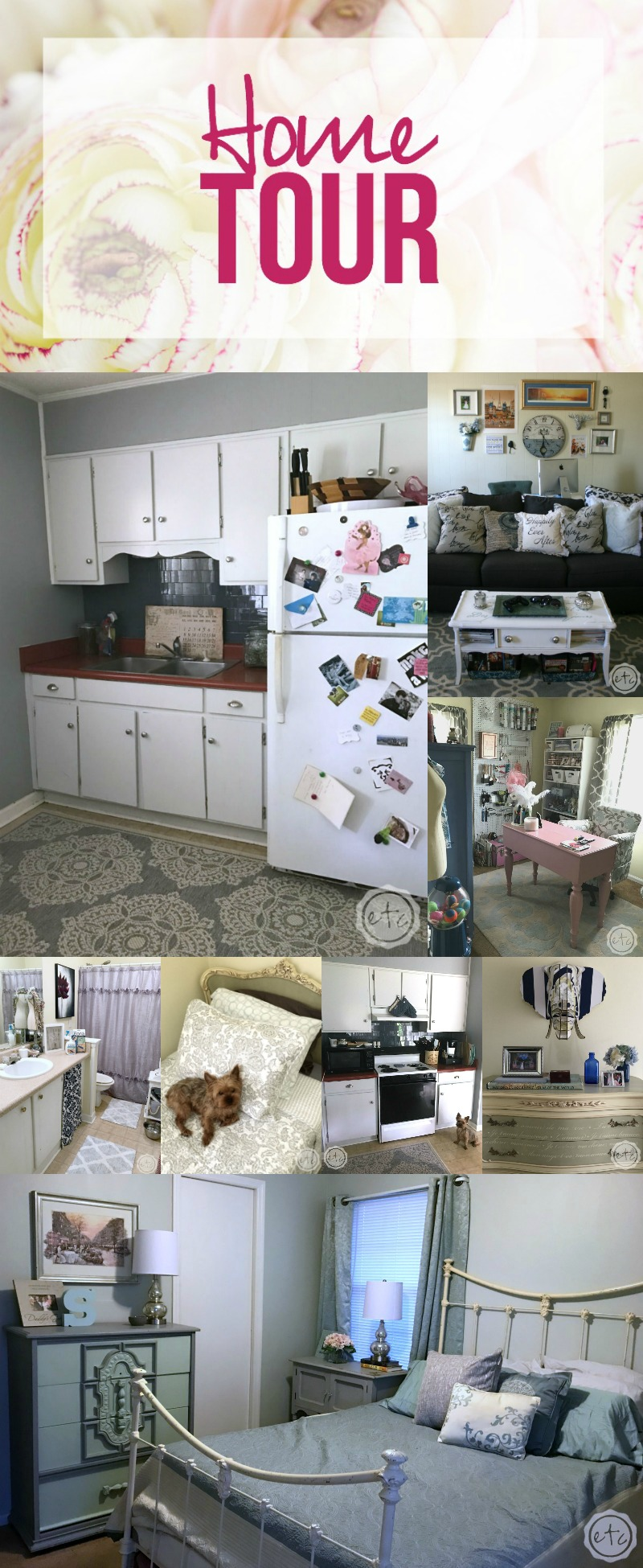 Happily Ever After Etc Home Tour