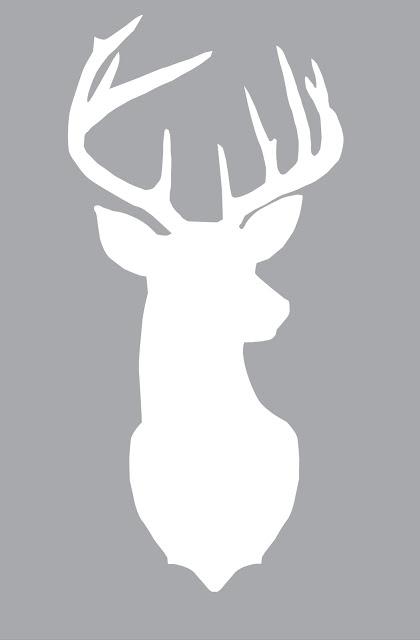 deer+silhouette