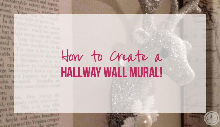 Hallway Wall Mural