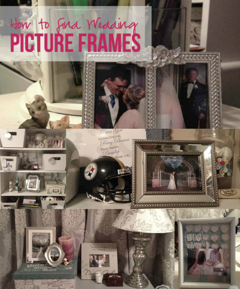 How to Mix and Match Picture Frames with Happily Ever After Etc