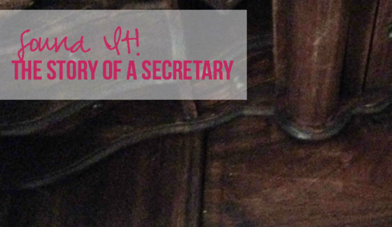 Found It... the Story of a Secretary with Happily Ever After Etc