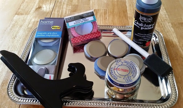 How to Organize Small Items with Happily Ever After, Etc. and Mid Michigan Mom