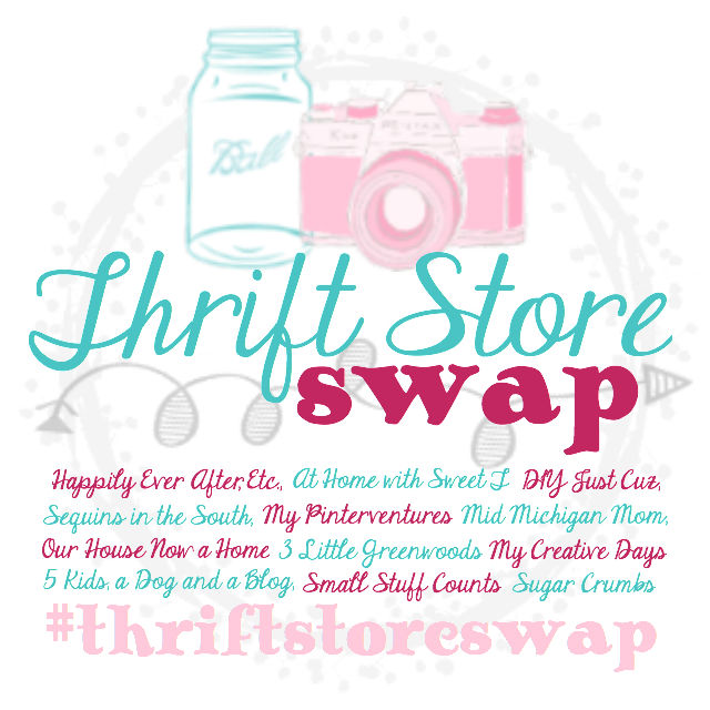 The Thrift Store Swap with Happily Ever After Etc