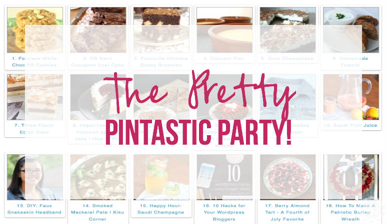 The Pretty Pintastic Party: Take 60