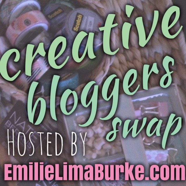 Creative Bloggers Swap