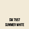 7557 Summer White Ask Sherwin Williams... What Paint Colors do you sell Most Often? with Happily Ever After, Etc.