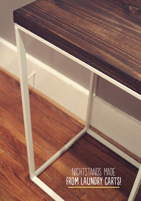 11 Non Traditional Bedside Tables Happily Ever After Etc