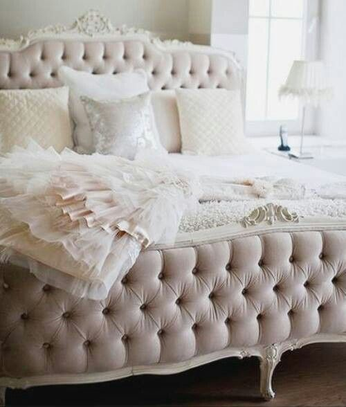 Happily Ever After, etc blush bed