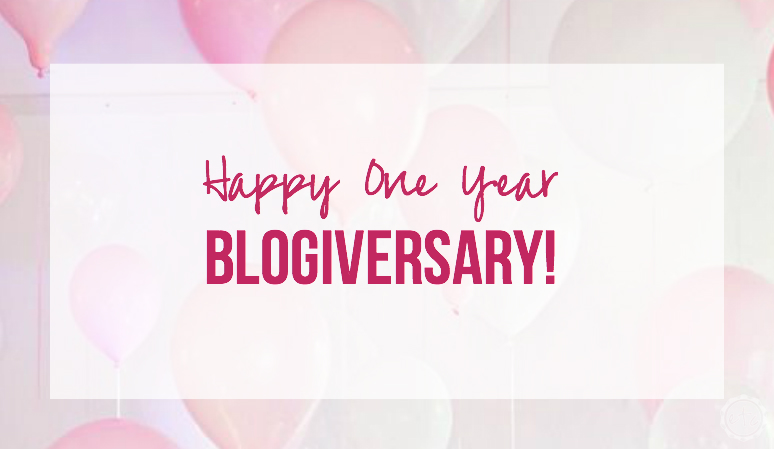 Happy Blogoversary with Happily Ever After, Etc.