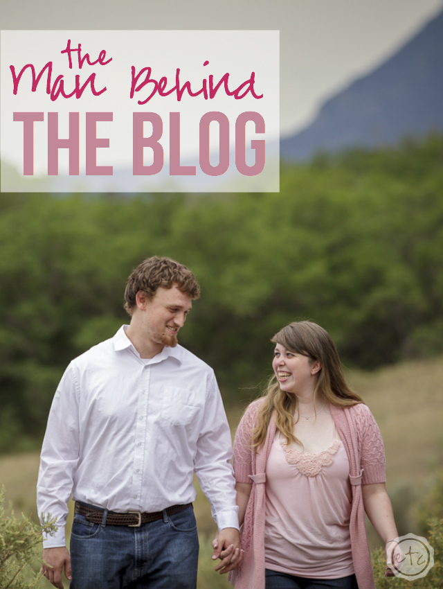 Man Behind the Blog Take 7 with Happily Ever After Etc