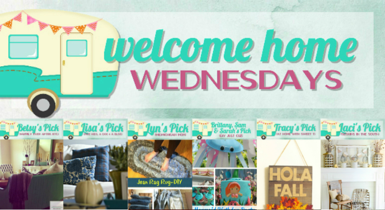 Welcome Home Wednesdays Link Party #7