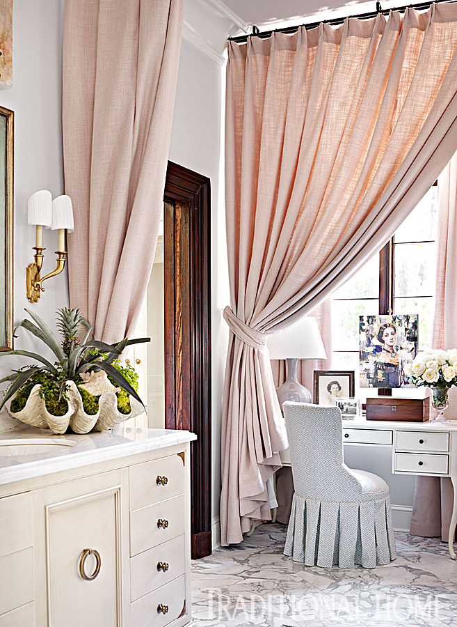 Blush-Pink-Windows-Traditional-Home