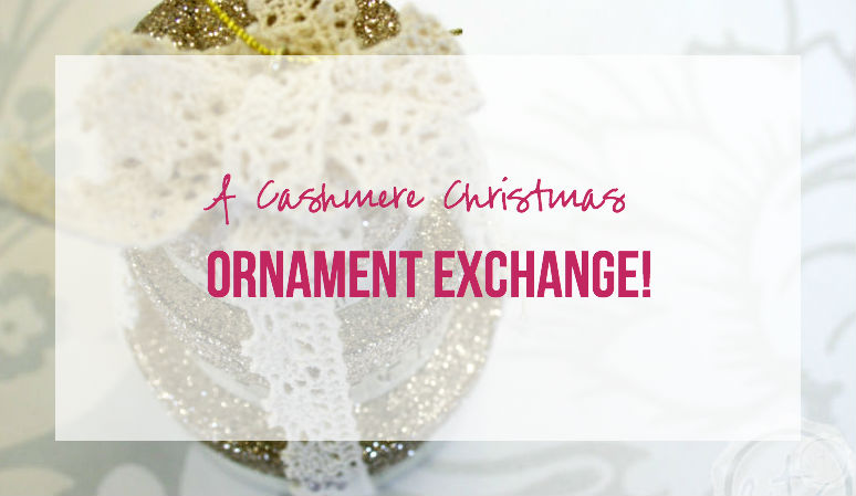 Ornament Exchange: A Cashmere Christmas