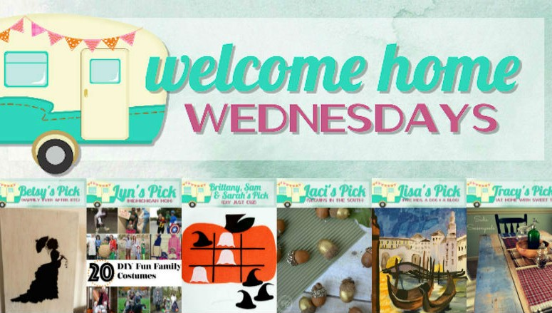 Welcome Home Wednesdays Link Party #11