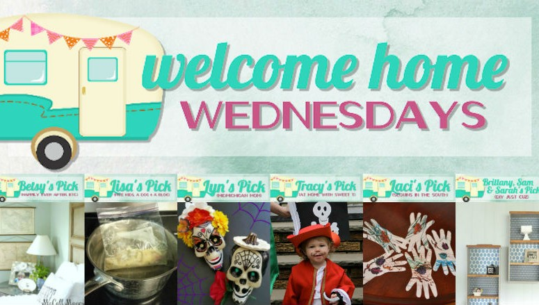 Welcome Home Wednesdays Link Party #9