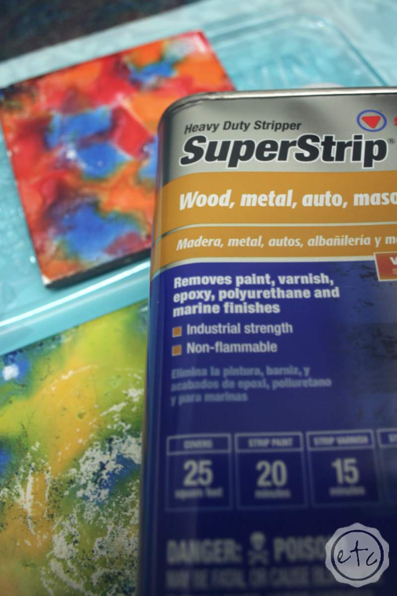How to Strip Paint with Happily Ever After, Etc.