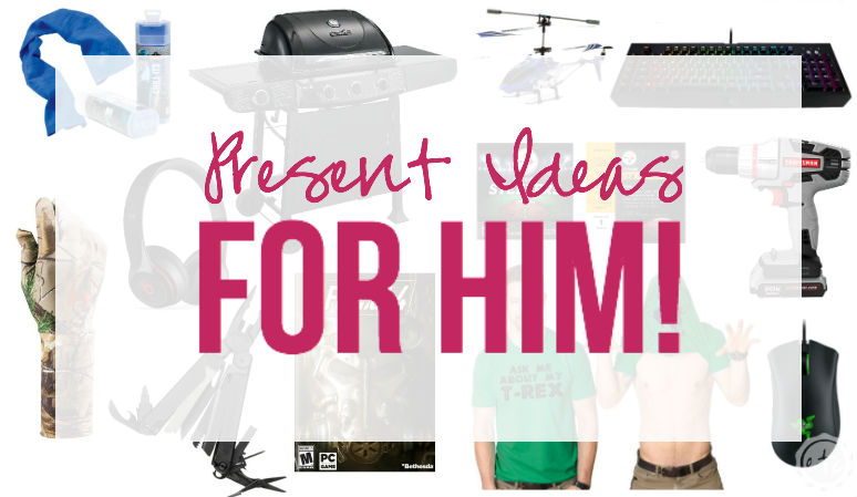 Complete Gift Guide for the Main Man in your life ith Happily Ever After Etc! $100 Giveaway!