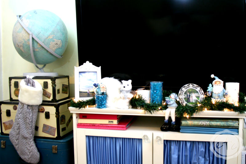 Christmas Home Tour with Happily Ever After, Etc.