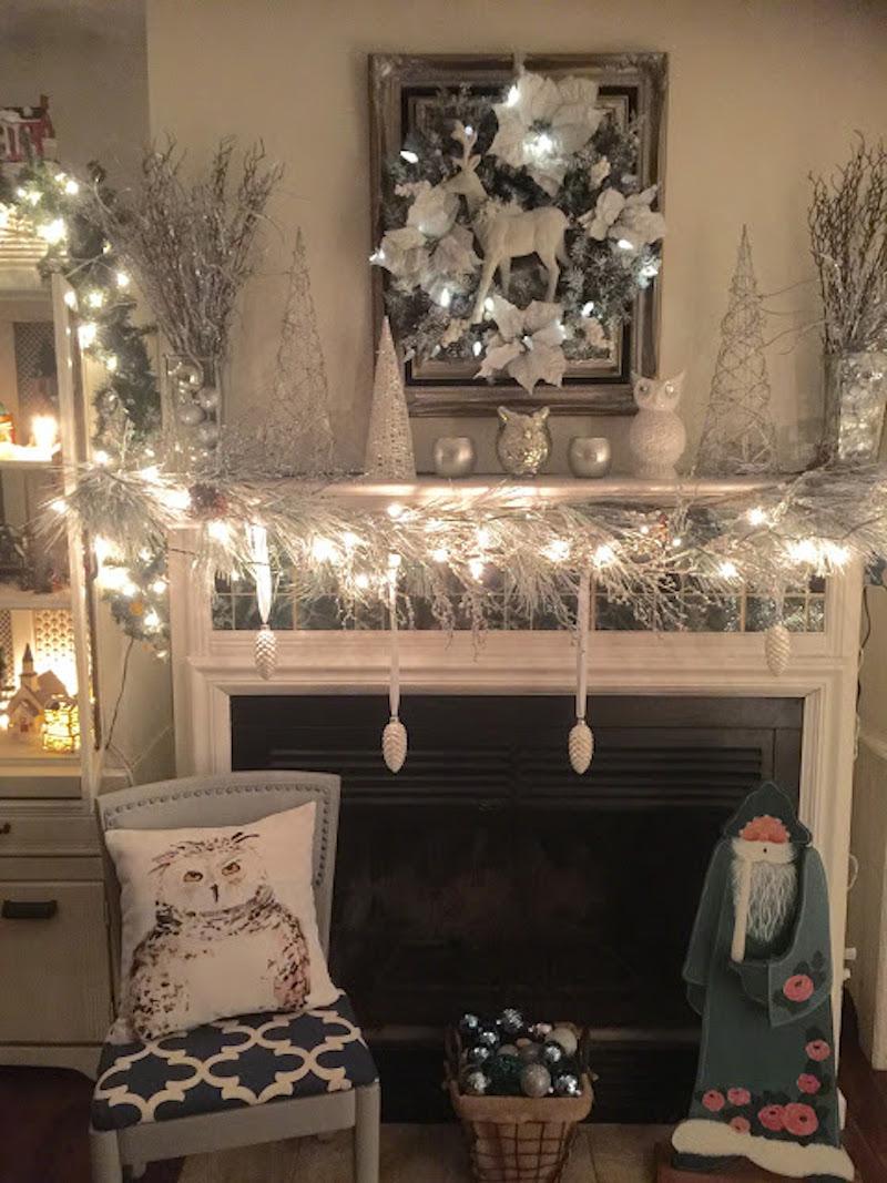 Fantastic finds winter wonderland happily ever after etc for Home decorations after christmas