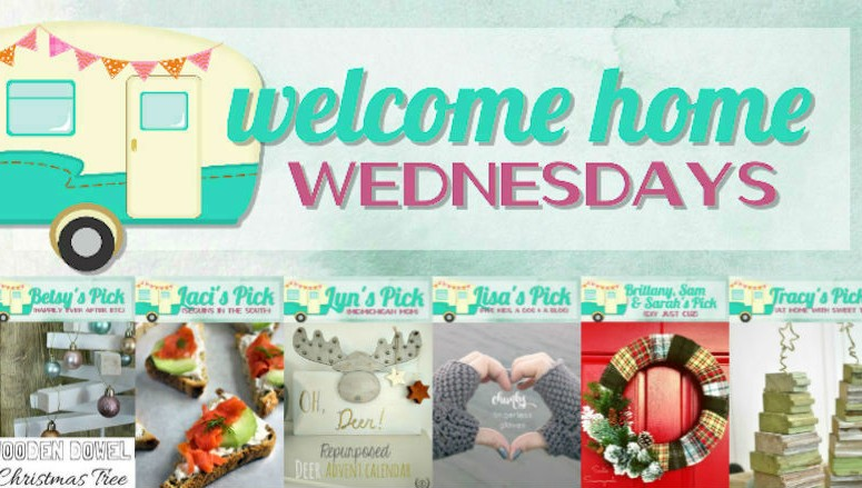 Welcome Home Wednesdays Link Party #18