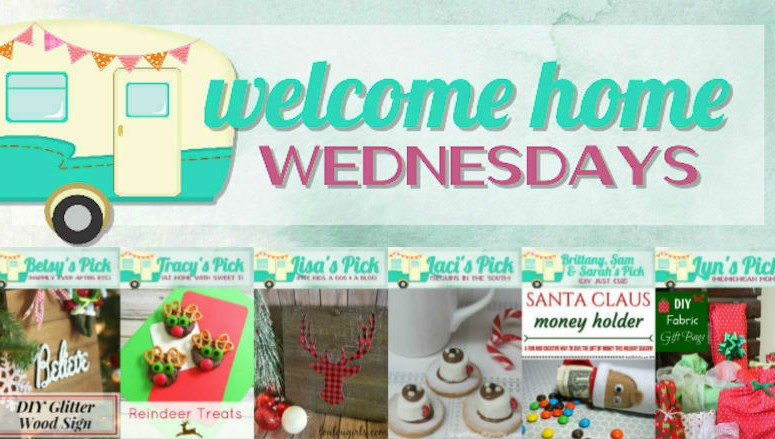 Welcome Home Wednesdays Link Party #19