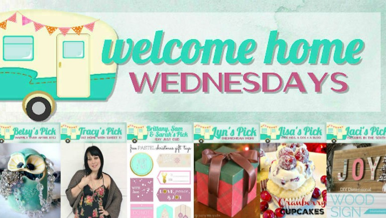 Welcome Home Wednesdays Link Party #20