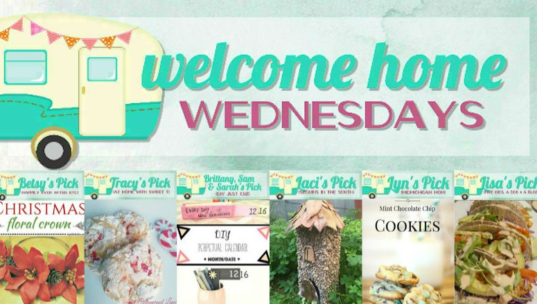 Welcome Home Wednesdays Link Party #21