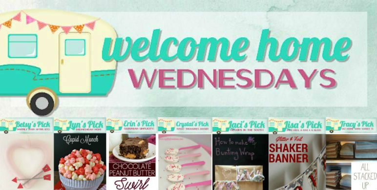 Welcome Home Wednesdays Link Party #27