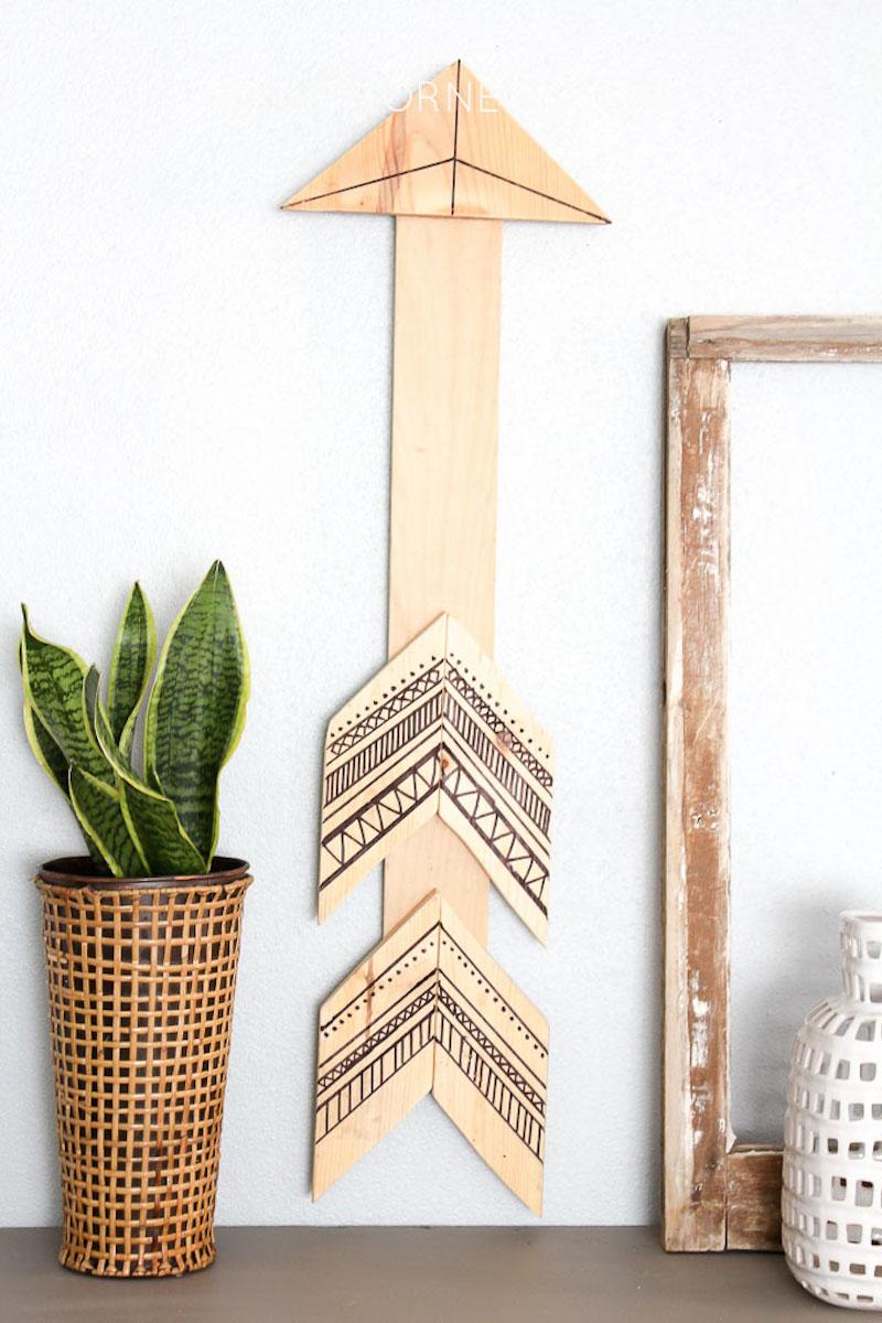 3 tribal-wood-aarow-wall-art-8