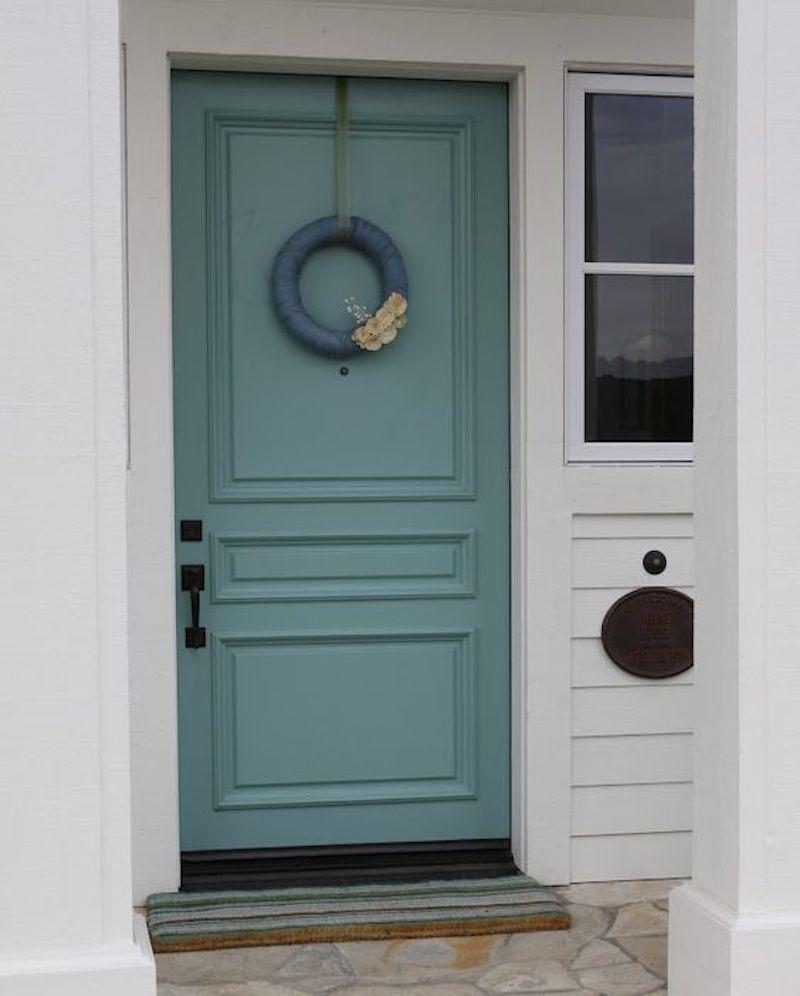Door Idea Gallery: 25 Front Door Colors For 2016