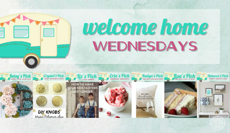 Welcome Home Wednesdays Link Party #49