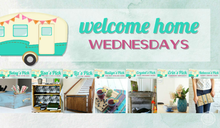 Welcome Home Wednesdays Link Party #50