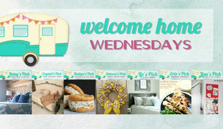 Welcome Home Wednesdays Link Party #53