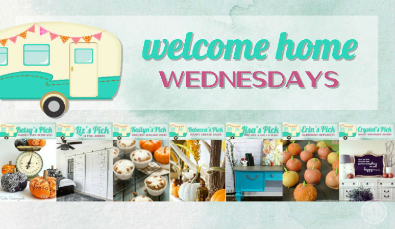 Welcome Home Wednesdays Link Party #59