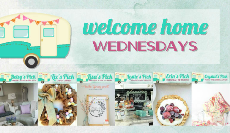 Welcome Home Wednesdays Link Party #86