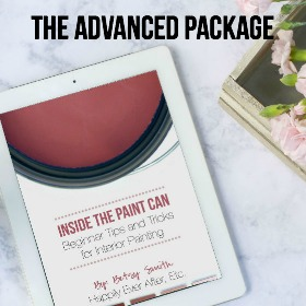 Inside the Paint Can - The Advanced Package