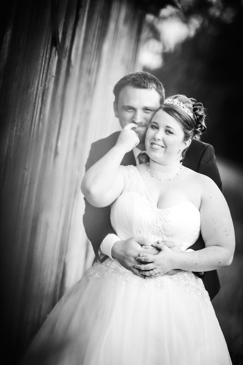 I love how she wore her wedding gown for their anniversary photos, I have to do this! @Happilyeveraetc