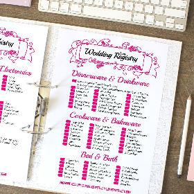 wedding-registry-hot-pink
