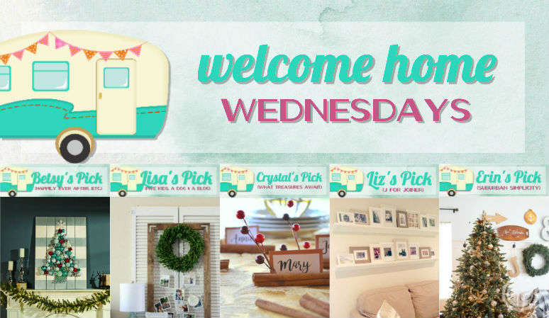 Welcome Home Wednesdays Link Party #67