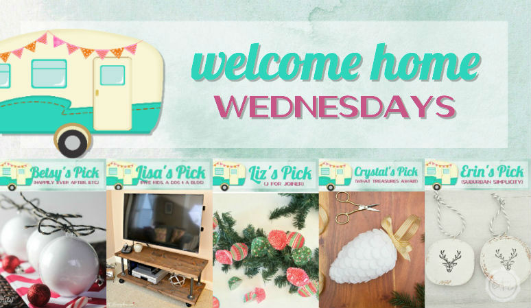 Welcome Home Wednesdays Link Party #68