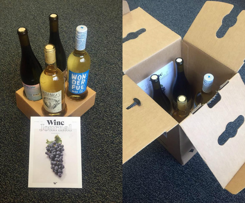 If you have a wine lover in your family this wine subscription box is the perfect present!