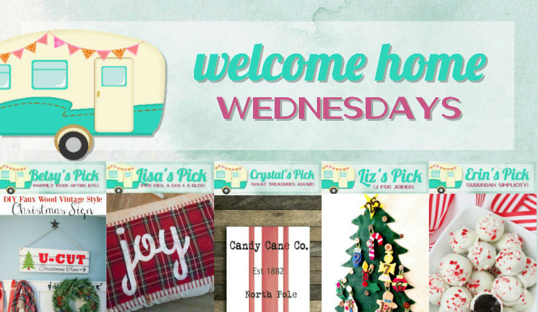 Welcome Home Wednesdays Link Party #70