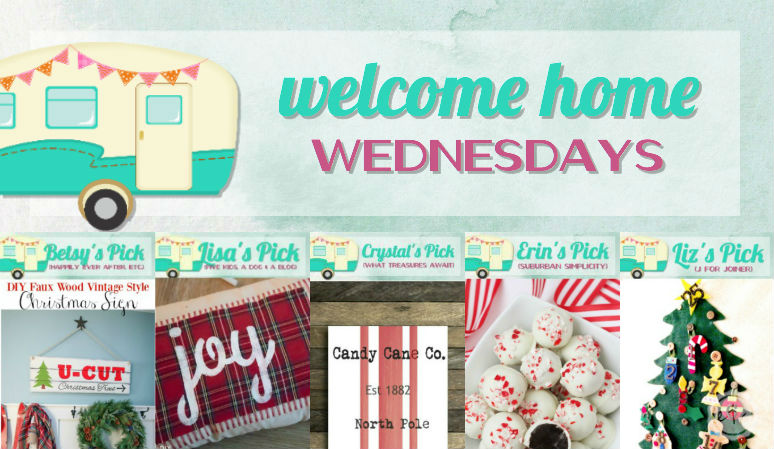 Welcome Home Wednesdays Link Party #71