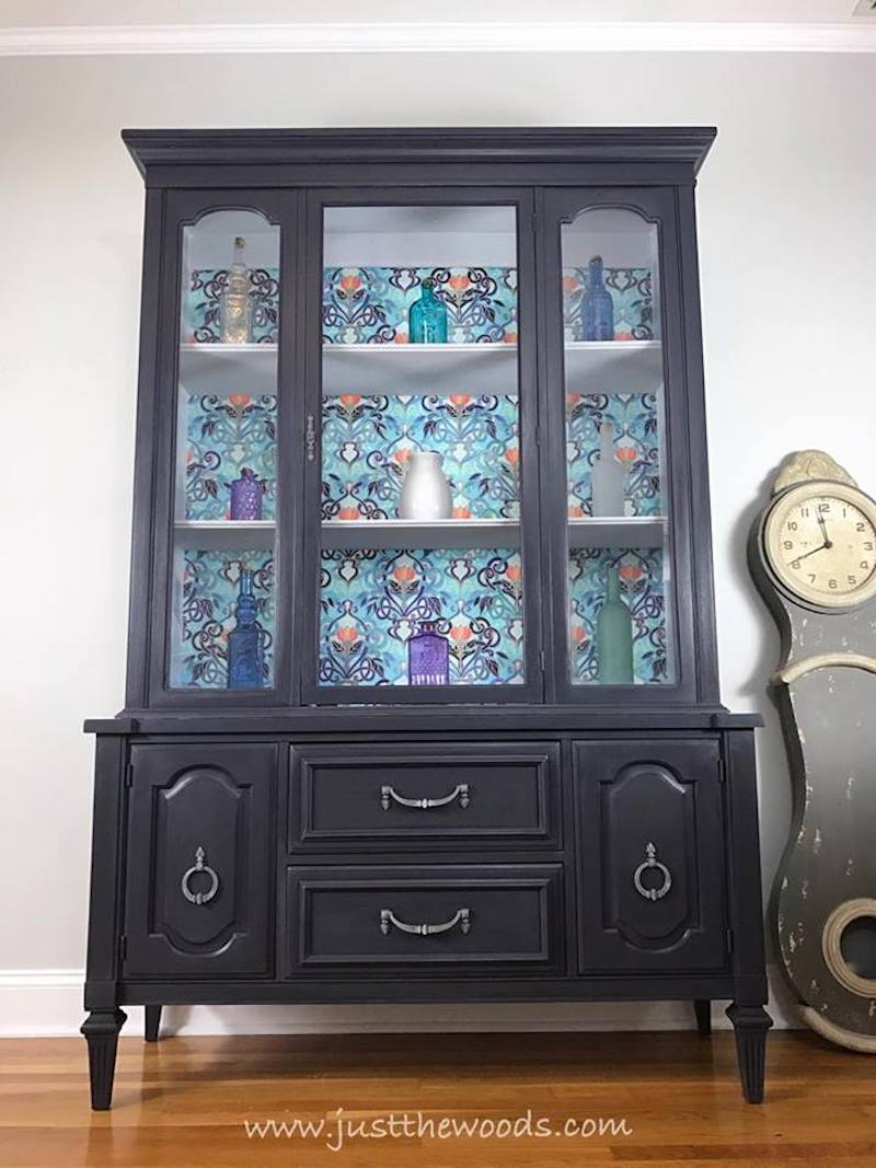 2 vintage-painted-china-cabinet