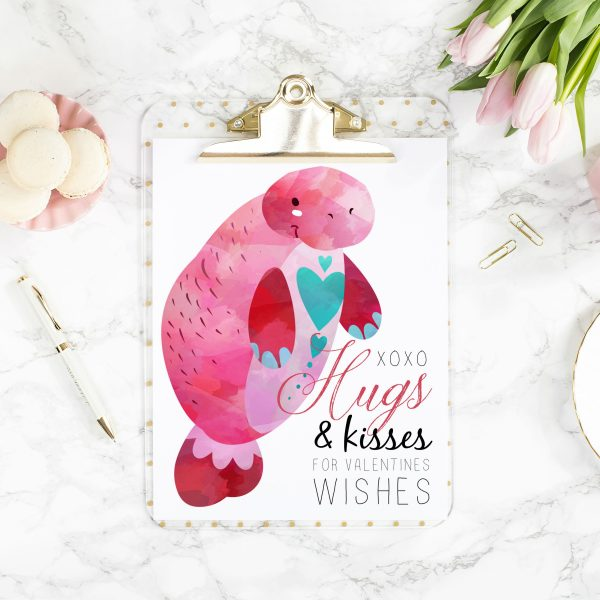 9 XOXO Hugs & Kisses for Valentines Wishes