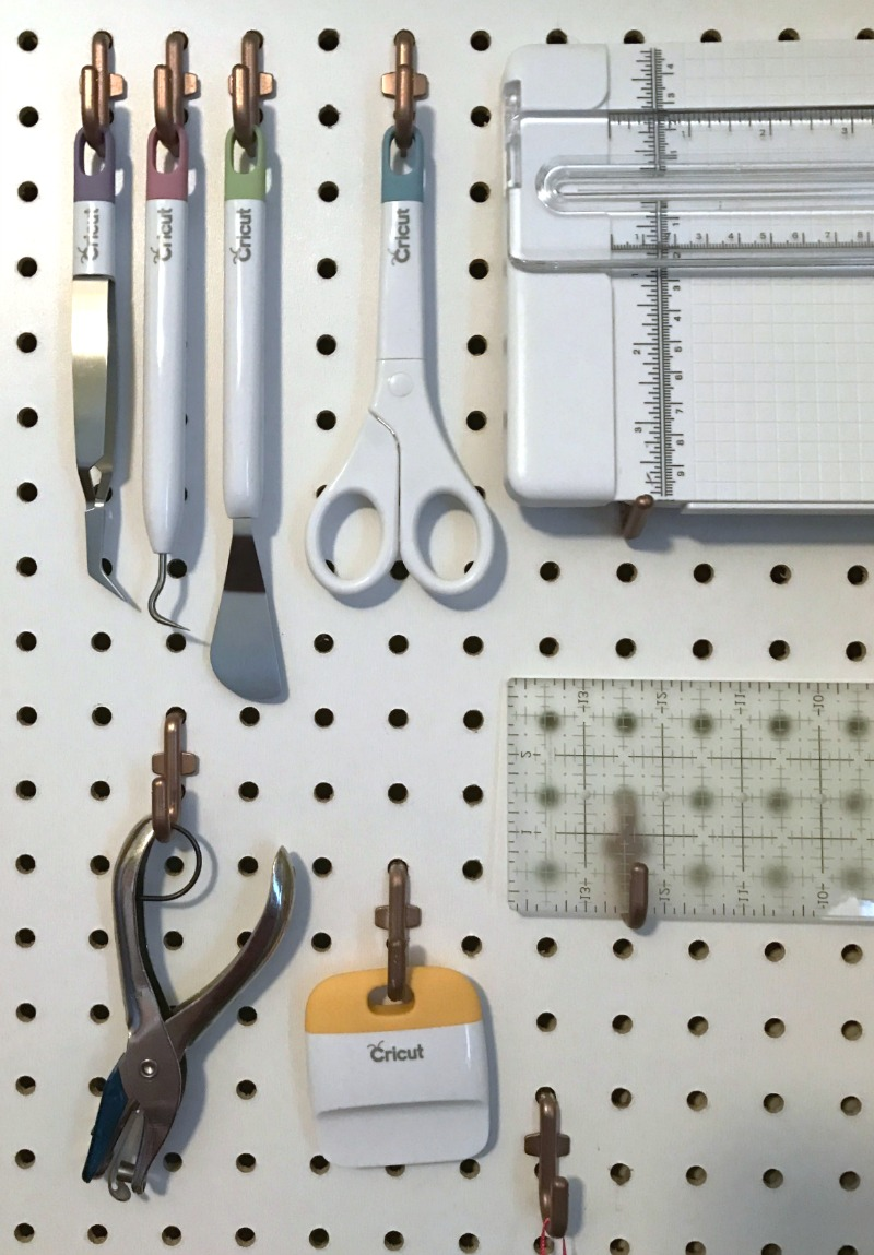 $100 Room Makeover How to Make a Giant Pegboard