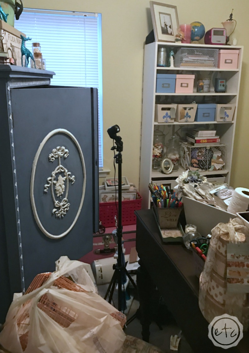 $100 Room Makeover: Taking on the Craft Room