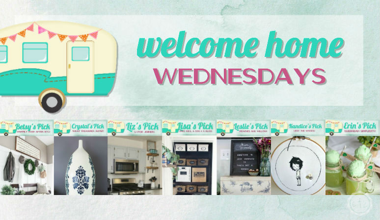 Welcome Home Wednesdays Link Party #82