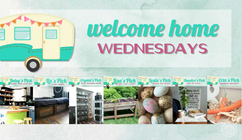 Welcome Home Wednesdays Link Party #81