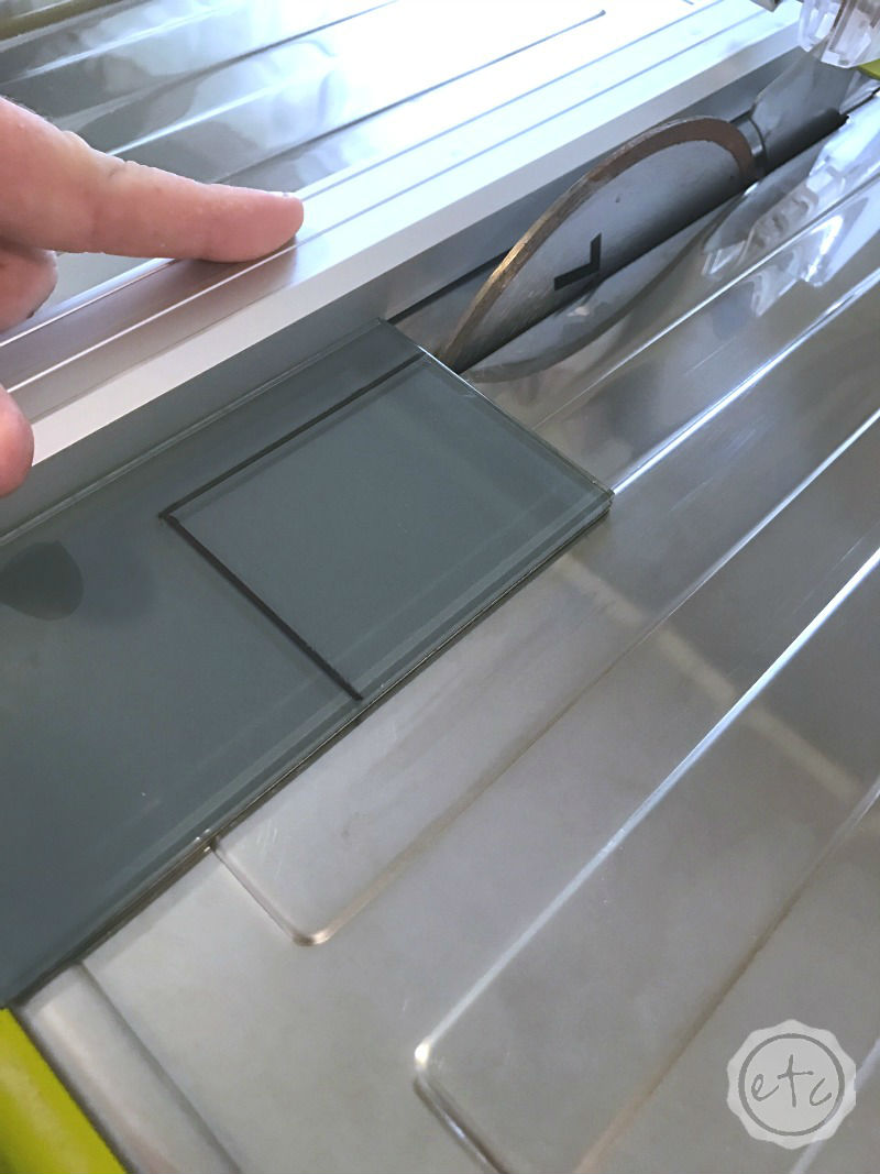 How to Install Glass Backsplash
